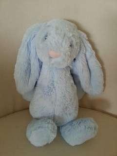 Jellycat Bashful Bunny - Blue