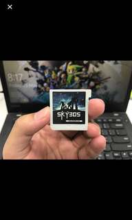 Sky 3DS card to play Free Games