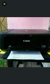 Canon,彩色影印,掃描機