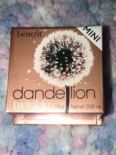 💯Authentic BENEFIT Dandelion Twinkle Highlighter