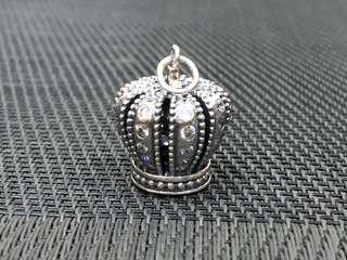 Pandora Extra Large Crown Pendant
