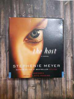 The host DVD novel