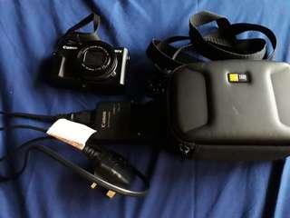 Canon G7X Mark ii RUUUSH