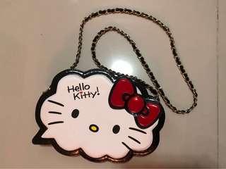 crossbody/handbag hello kitty bag