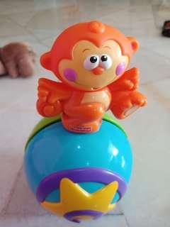 Fisher Price monkey