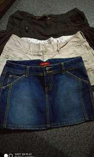 Skirt takeall 300