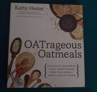 'Healthy' Outrageous Oats - recipe cookbook