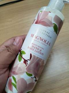 Marks & Spencers Hand and Body Lotion