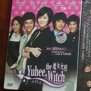 Yuhee, the witch
