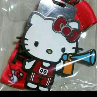 Hello Kitty Run 2014 Finisher Medal