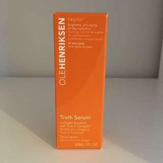 Ole Henriksen NEW truth serum 30ml 40% off