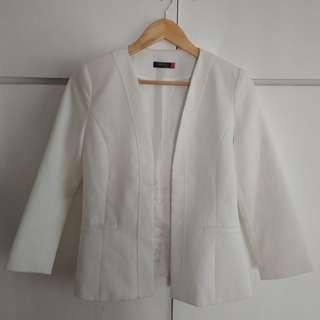 White Blazer/Jacket