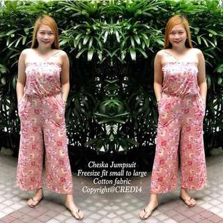 CHESKA JUMPSUIT