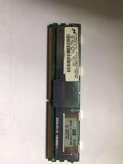 4 GB DDR2 ECC RAM