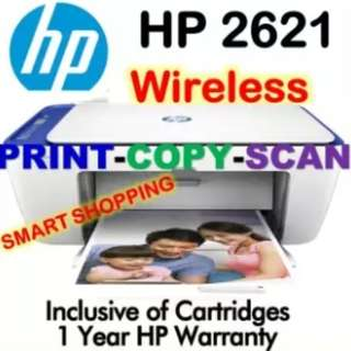 #15 HP All In One Printer Wireless Print Scan Copy