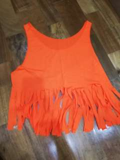 COTTON TOP FOR ZUMBA