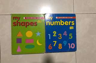 Kid learning book each $3.9