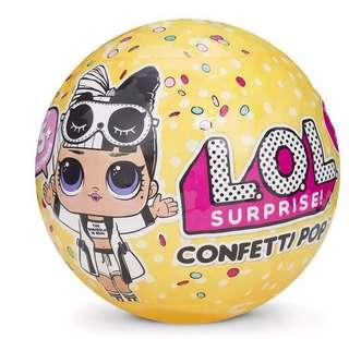Lol confetti Special