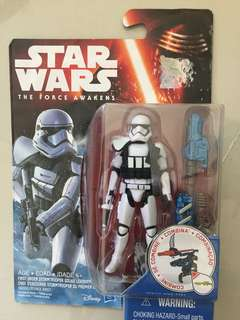 STAR WARS TFA Squad leader stormtrooper starward