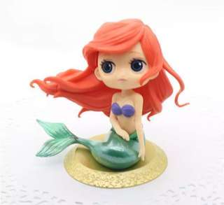 Mermaid Princess cake topper