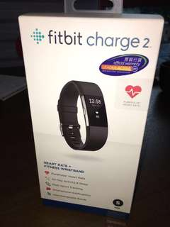 fitbit charge 2 new 全新