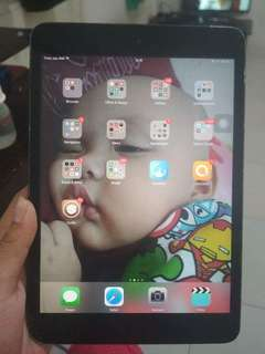 ipad mini wifi 64 hitam