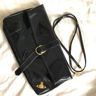 Vivienne Westwood clutch bag handbag purse wallet