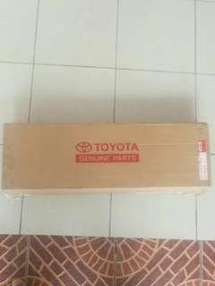 Wheel Arch Toyota Altis