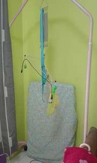Baby Cradle Swing, Buaian