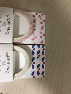 Washi tape Colourful tape