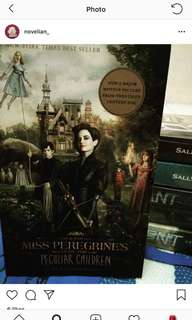 Novel Miss Peregrines Home For Peculiar Children Import Bahasa Inggris