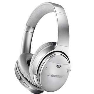 Bose QC35 II (Silver)