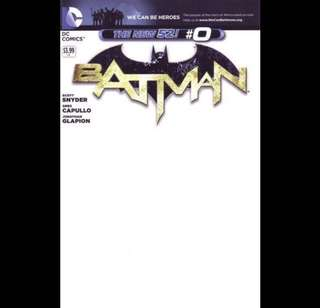 BATMAN (2011) DC New 52 comics. Various issues Pt. 1