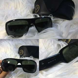 Authentic Rayban RB4150 602/3N Shades