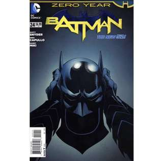 BATMAN (2011) DC New 52 comics. Various issues Pt. 2