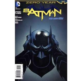 BATMAN (2011) DC New 52 comics. Various issues Pt. 2