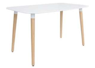 Scandinavian dining table & chairs set