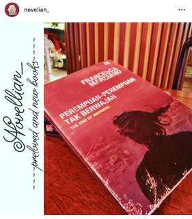 Novel Perempuan Tak Berwajah Francesca Marciano