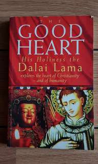 The Good Heart by Dalai Lama