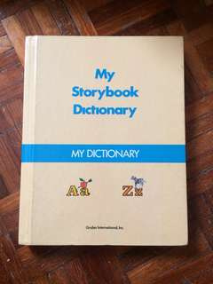 My Storybook Dictionary