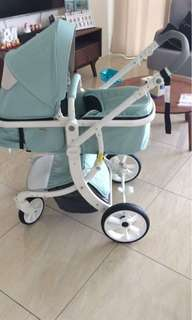 Infant & Toodles stroller