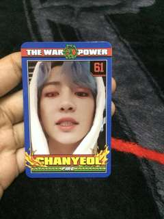 CHANYEOL TPOM OFFICIAL PC