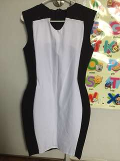 Preloved Bodycon dress