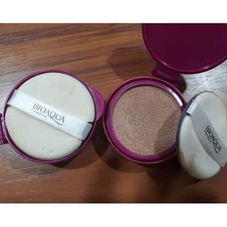 BioAqua BB Cream Cushion with FREE refill