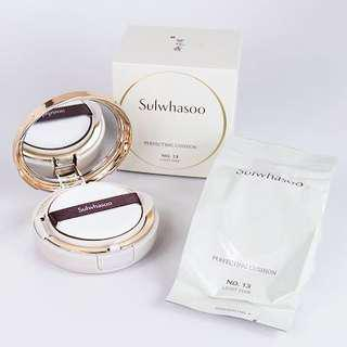 Sulwhasoo Perfecting Cushion+refill