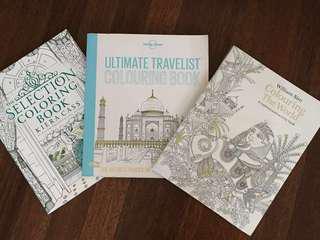 Adult Coloring Books [unused]