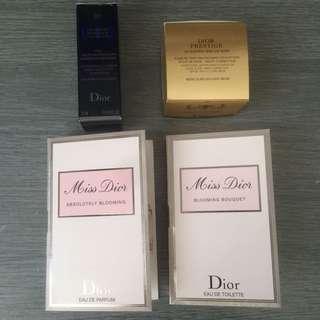 Dior bundle