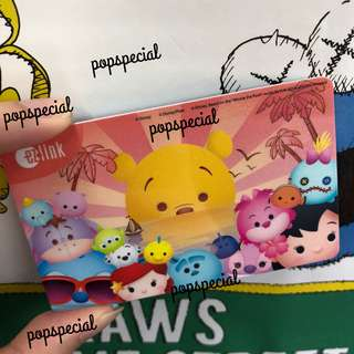 Tsum Tsum Characters Friends Card EzLink Card Winnie the Pooh Card Friends