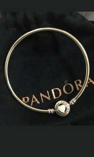 Pandora Limited Edition Hearts Bangle