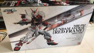 高達 模型 MBF-P02 Gundam Astray [Red Frame] Perfect Grade
